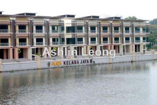 For Rent Office at Plaza Kelana Jaya, Kelana Jaya Leasehold Unfurnished 0R/1B 1.6k