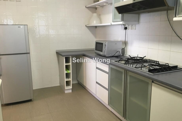 For Rent Serviced Residence at Mont Kiara Palma, Mont Kiara Freehold Fully Furnished 3R/2B 3.8k