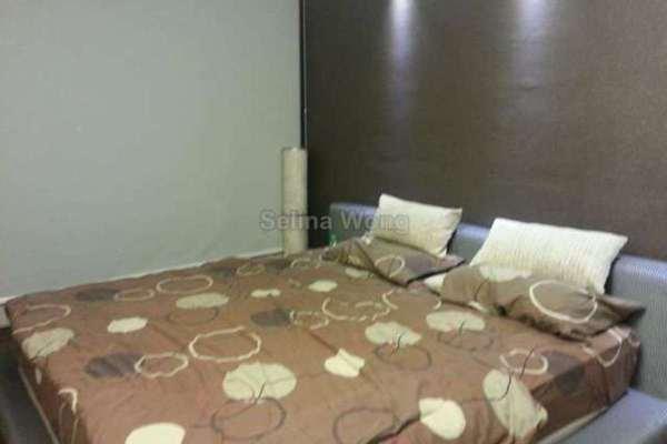 For Sale Duplex at Subang SoHo, Subang Jaya Freehold Fully Furnished 0R/1B 440k