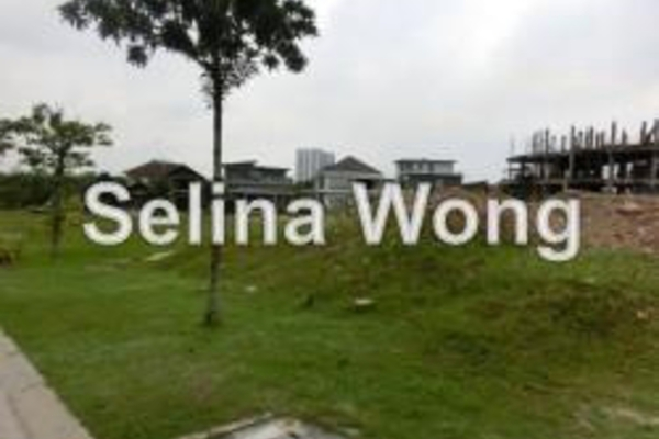 For Sale Land at Setia Eco Park, Setia Alam Freehold Unfurnished 0R/0B 7m