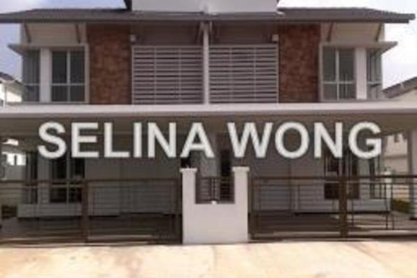 For Sale Terrace at Setia Impian, Setia Alam Freehold Unfurnished 3R/3B 1.1m