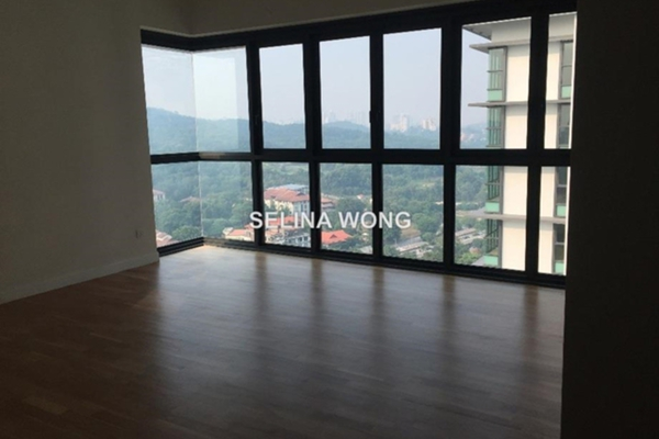 For Sale Serviced Residence at The Greens, TTDI Freehold Semi Furnished 3R/4B 2.38m