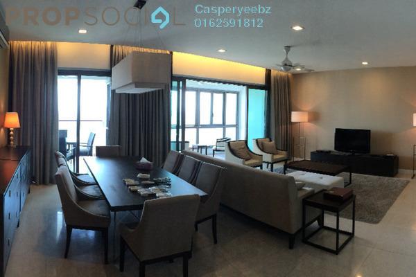For Sale Condominium at Seni, Mont Kiara Freehold Fully Furnished 4R/4B 2.65m