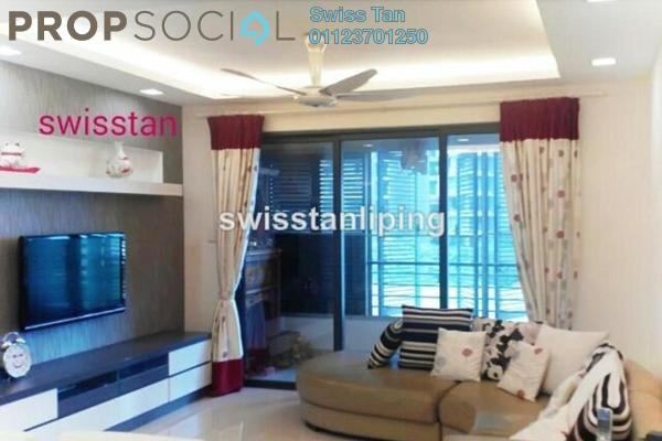 For Sale Condominium at Ameera Residences, Petaling Jaya Freehold Fully Furnished 3R/2B 1.18m