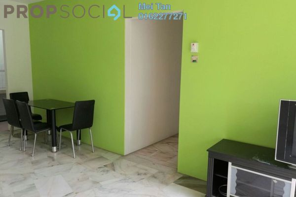 For Rent Condominium at Akasia Apartment, Pusat Bandar Puchong Freehold Fully Furnished 3R/2B 1.25k