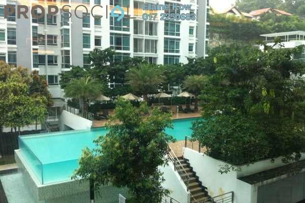 For Sale Condominium at Sunway Vivaldi, Mont Kiara Freehold  5R/6B 2.67m