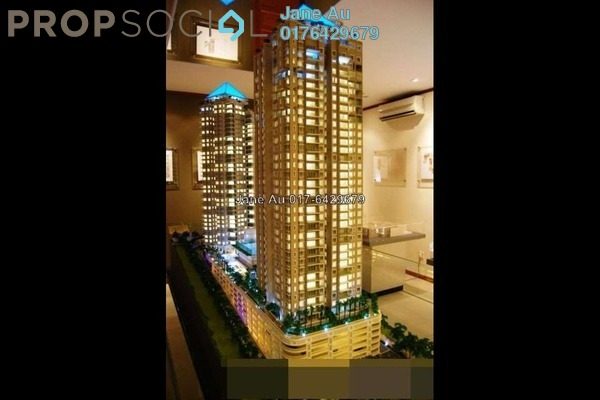 For Sale Condominium at One Kiara, Mont Kiara Freehold Semi Furnished 3R/4B 1.53m