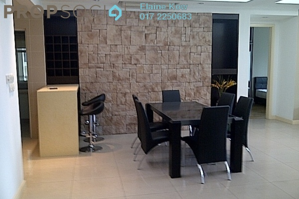 For Sale Condominium at Mont Kiara Banyan, Mont Kiara Freehold Semi Furnished 5R/4B 1.66m