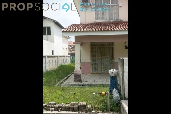 For Sale Terrace at Saujana Business Park, Bandar Saujana Putra Leasehold Semi Furnished 4R/2B 549k