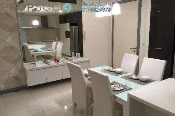 For Rent Condominium at Gateway Kiaramas, Mont Kiara Freehold Fully Furnished 1R/1B 2.6k