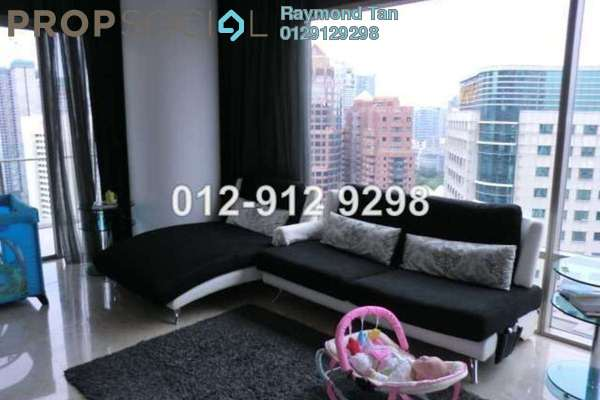 For Rent Condominium at Binjai Residency, KLCC Freehold Fully Furnished 3R/4B 12k