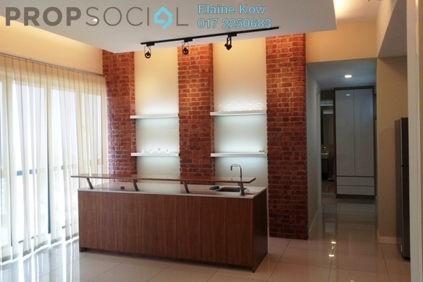 For Rent Condominium at Setia Sky Residences, KLCC Freehold Fully Furnished 3R/2B 3.8k