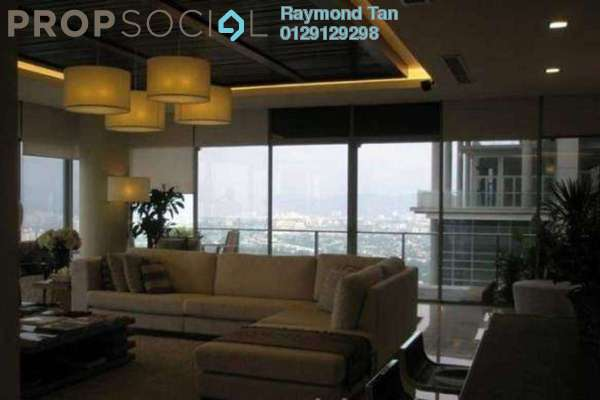 For Rent Condominium at Pavilion Residences, Bukit Bintang Leasehold Semi Furnished 4R/3B 11k