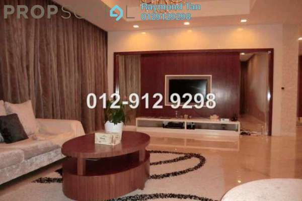 For Rent Condominium at St Mary Residences, KLCC Freehold Fully Furnished 3R/4B 15.5k
