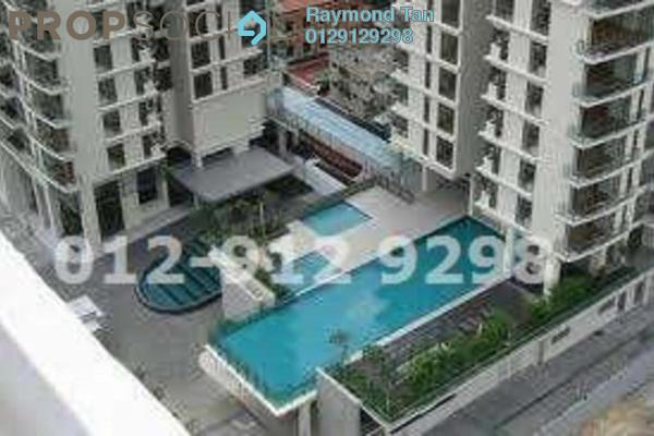For Rent Condominium at Suria Stonor, KLCC Freehold Fully Furnished 4R/4B 12k