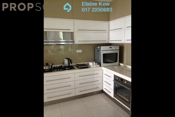 For Rent Townhouse at Challis Damansara, Sunway Damansara Leasehold Fully Furnished 4R/4B 4.6k