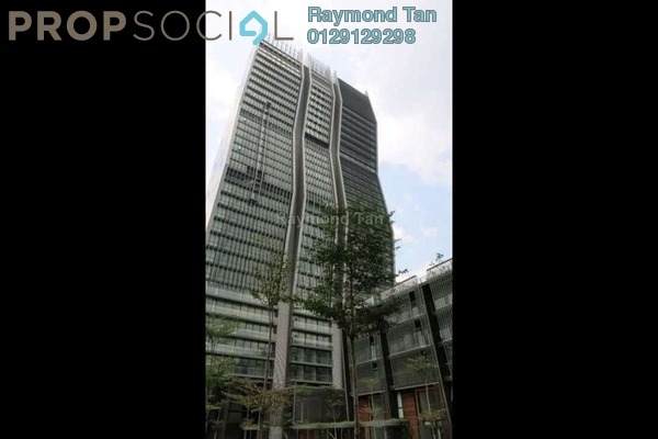 For Rent Condominium at The Maple, Sentul Freehold Semi Furnished 3R/3B 3.5k