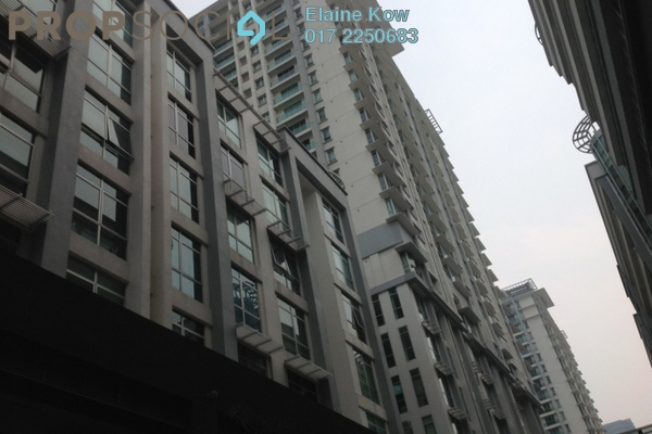 For Rent Condominium at Solaris Dutamas, Dutamas Freehold Semi Furnished 2R/2B 3.9k