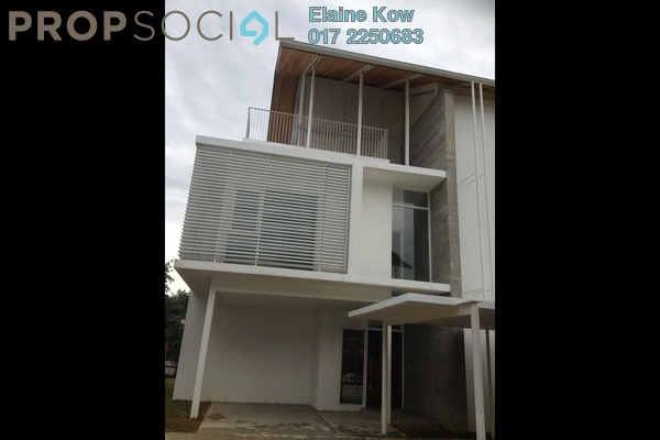For Rent Semi-Detached at Seri Pilmoor, Ara Damansara Freehold Semi Furnished 6R/5B 7.8k