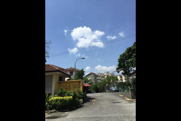 For Rent Condominium at Villa OUG, Old Klang Road Freehold Unfurnished 3R/2B 1.1k