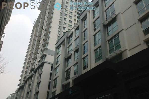 For Rent Office at Solaris Dutamas, Dutamas Freehold Semi Furnished 0R/0B 4.6k