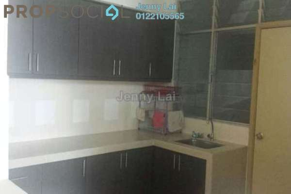 For Rent Apartment at Rhythm Avenue, UEP Subang Jaya Freehold Fully Furnished 3R/2B 1.8k