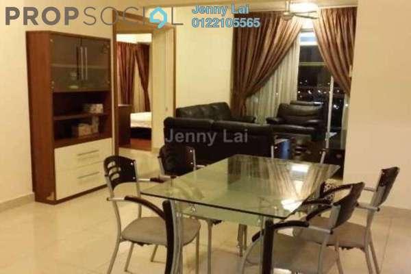 For Rent Condominium at Wangsa Baiduri, Subang Jaya Leasehold Fully Furnished 3R/3B 2.3k