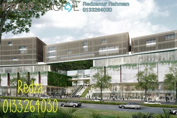 For Sale Serviced Residence at Radia Residences, Bukit Jelutong Freehold Semi Furnished 3R/2B 500k