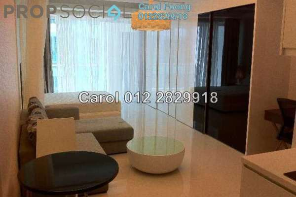 For Sale Serviced Residence at Chelsea, Sri Hartamas Freehold Semi Furnished 1R/1B 470k