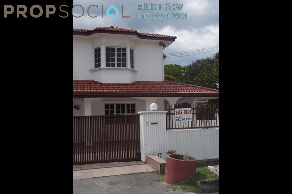 For Rent Terrace at Taman Kinrara, Bandar Kinrara Leasehold Semi Furnished 3R/2B 1.8k