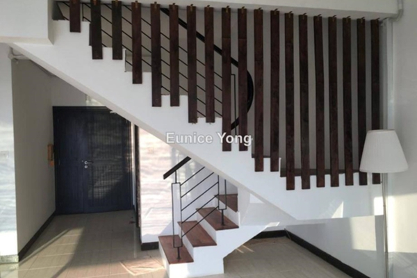 For Rent Duplex at Armanee Terrace I, Damansara Perdana Leasehold Fully Furnished 3R/3B 3Ribu