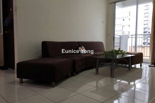 For Rent Condominium at Ken Damansara III, Petaling Jaya Leasehold Fully Furnished 3R/2B 2.1k