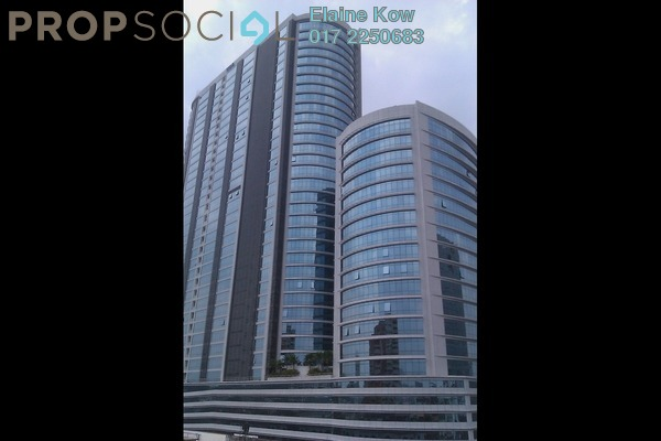 For Rent Office at Menara UOA Bangsar, Bangsar Leasehold  0R/0B 4.6k