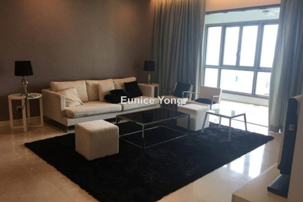 For Rent Condominium at Seni, Mont Kiara Leasehold Fully Furnished 3R/4B 7.5k