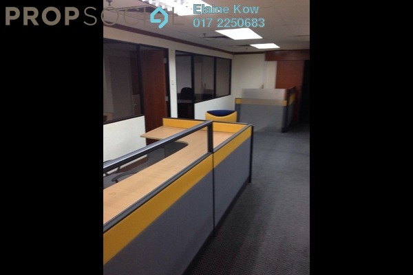 For Rent Office at Plaza 138, KLCC Freehold Fully Furnished 0R/2B 4.5k
