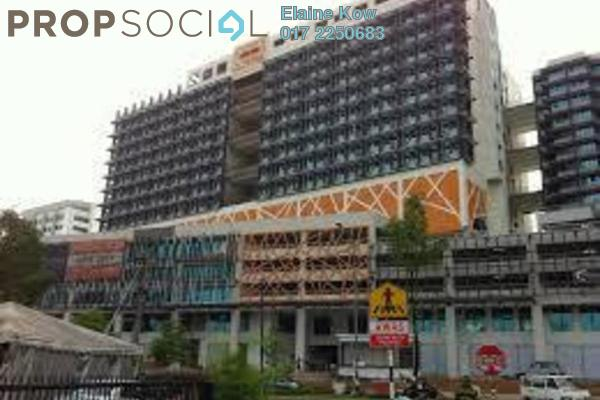 For Rent SoHo/Studio at Centrestage, Petaling Jaya Leasehold Semi Furnished 1R/1B 1.8k