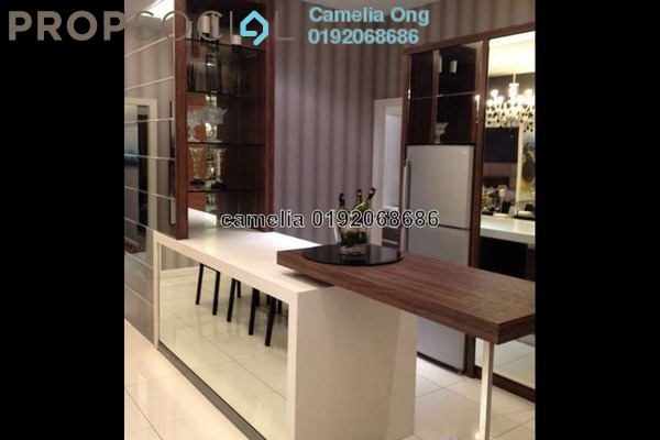 For Sale Condominium at Royal Regent, Dutamas Freehold Semi Furnished 3R/3B 830k
