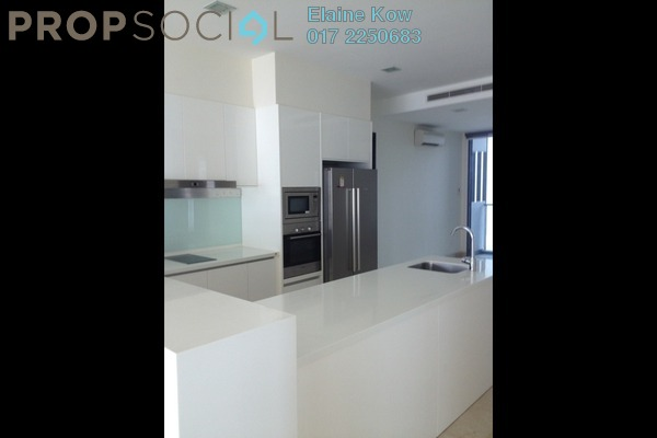 For Rent Condominium at 11 Mont Kiara, Mont Kiara Freehold Semi Furnished 3R/3B 11k