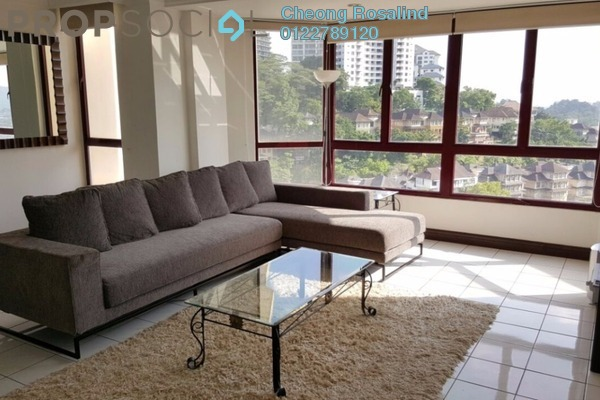 For Rent Condominium at Sri Penaga, Bangsar Freehold Fully Furnished 2R/2B 3.5k