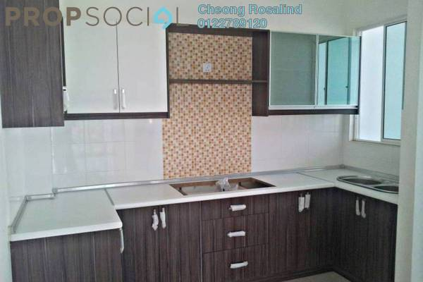 For Sale Condominium at Panorama Residences, Sentul Freehold Semi Furnished 3R/2B 545k