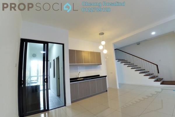 For Rent Terrace at Reed, Sungai Besi Leasehold Semi Furnished 5R/6B 3.3k