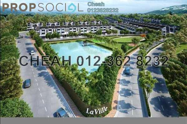 For Sale Semi-Detached at LaVille, Bandar Tun Hussein Onn Freehold Unfurnished 5R/4B 1.75m