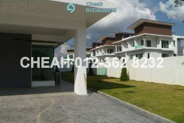 For Sale Semi-Detached at LaVille, Bandar Tun Hussein Onn Freehold Unfurnished 7R/7B 2.26m