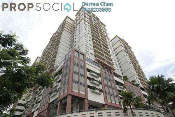 For Rent Condominium at D'Alamanda, Cheras Leasehold Semi Furnished 1R/1B 1.3k