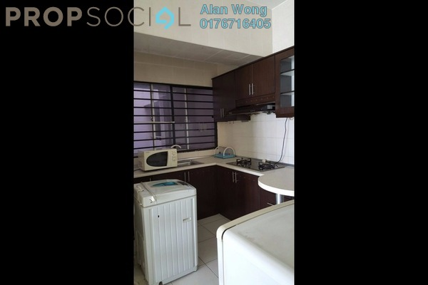 For Sale Condominium at e-Tiara, Subang Jaya Freehold Fully Furnished 2R/2B 500k