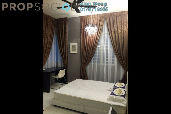 For Rent Condominium at e-Tiara, Subang Jaya Freehold Fully Furnished 2R/2B 2.8k