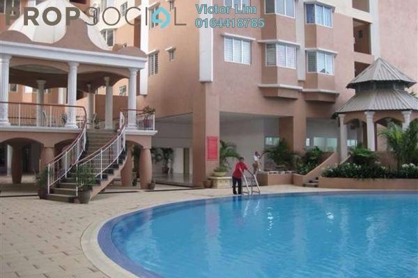 For Rent Condominium at Rhythm Avenue, UEP Subang Jaya Freehold Unfurnished 3R/2B 1.2k