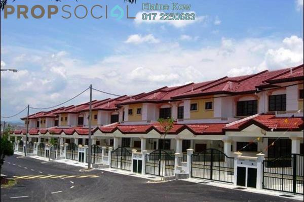 For Sale Terrace at Taman Taming Jaya, Balakong Freehold Semi Furnished 4R/3B 549k