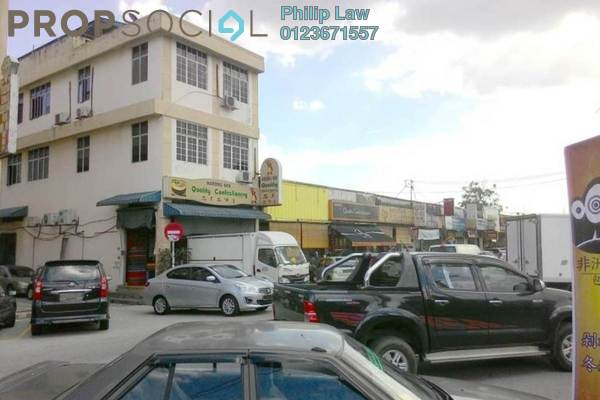 For Rent Shop at Kepong Baru, Kepong Freehold Unfurnished 0R/0B 3k