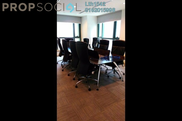For Rent Office at GTower, KLCC Freehold Fully Furnished 0R/2B 65.7k